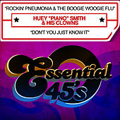 Play & Download Rockin' Pneumonia & The Boogie Woogie Flu / Don't You Just Know It - Single by Huey