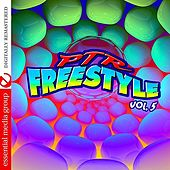 Play & Download PTR Freestyle Vol. 5 (Digitally Remastered) by Various Artists | Napster