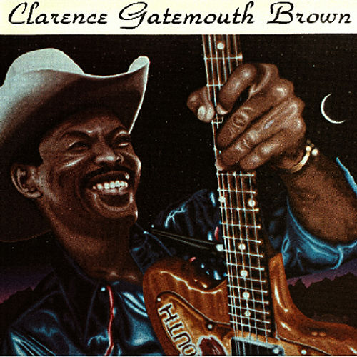 Blackjack by Clarence 'Gatemouth' Brown