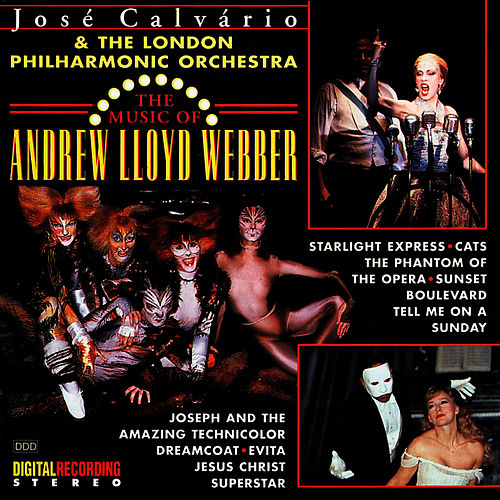 Play & Download The Music of Andrew Lloyd Webber by London Philharmonic Orchestra | Napster
