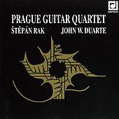 Duarte / Rak:  Prague Guitar Quartet by Prague Guitar Quartet