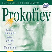 Prokofiev: Flute, Violin & Cello Sonatas by Various Artists
