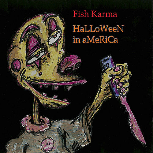 Halloween in America by Fish Karma
