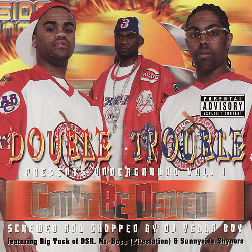 Play & Download Can't Be Denied by Double Trouble | Napster
