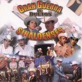 Play & Download Gran Guerra de Duetos Sinaloenses by Various Artists | Napster