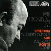 Play & Download Smetana, Suk, Korte: Ivan Moravec Live by Ivan Moravec | Napster
