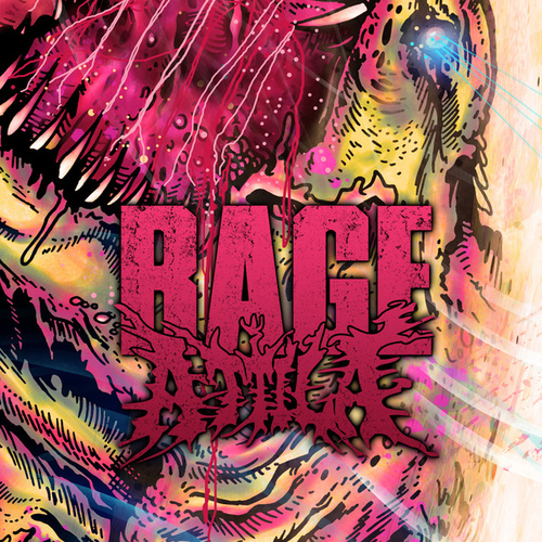 Play & Download Rage by Attila | Napster