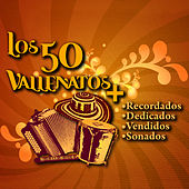Play & Download Los 50 vallenatos más recordados, dedicados, vendidos y sonados by Various Artists | Napster