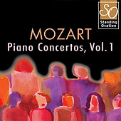 Play & Download Mozart - Piano Concertos, Vol. 1 (Standing Ovation Series) by Various Artists | Napster