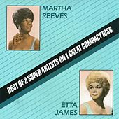 Play & Download Back To Back - Martha Reeves & Etta James by Various Artists | Napster
