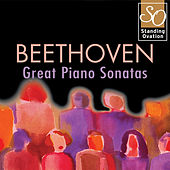 Play & Download Beethoven - Great Piano Sonatas (Standing Ovation Series) by Various Artists | Napster