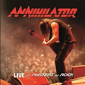 Live At Master Of Rock by Annihilator