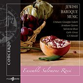 Baroque Music (Jewish) - Casseres, A. / Lidarti, C.G. / Rossi, S. / Grossi, C. / Handel, G.F. by Salamone Rossi
