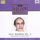 Play & Download G.M. Talat Mahmood-Tujh Mein Jo Baat Hai - Vol-4 by Talat Mahmood | Napster