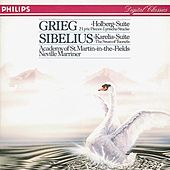 Play & Download Sibelius: Karelia Suite; Swan of Tuonela/Grieg: Holberg Suite by Various Artists | Napster