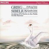 Sibelius: Karelia Suite; Swan of Tuonela/Grieg: Holberg Suite by Various Artists