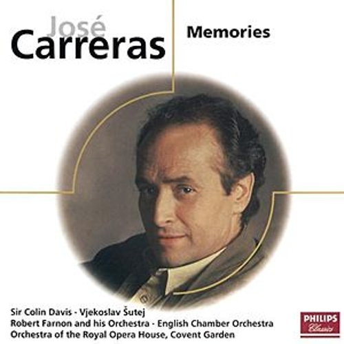 José Carreras - Memories by Various Artists