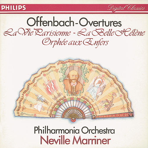 Play & Download Offenbach: Overtures - La belle Hélène etc. by Philharmonia Orchestra | Napster