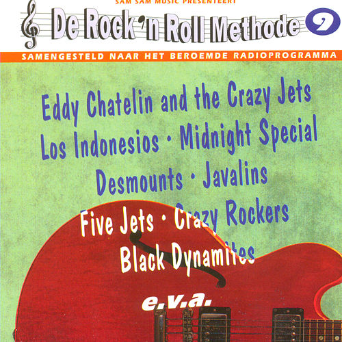 Play & Download De Rock 'n Roll Methode Vol. 9 (Indo Rock) by Various Artists | Napster