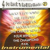 De Rock 'n Roll Methode Vol. 21 (Instr. Guitar) by Various Artists