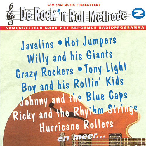 Play & Download De Rock 'n Roll Methode Vol. 2 (Indo Rock) by Various Artists | Napster