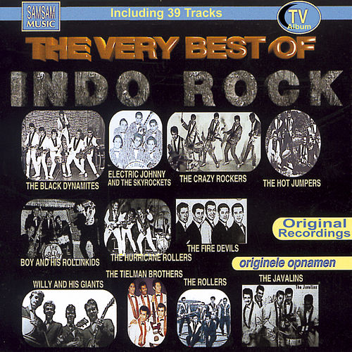 The Very Best Of Indo Rock by Various Artists