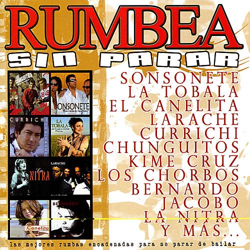 Play & Download Rumbea Sin Parar by Various Artists | Napster