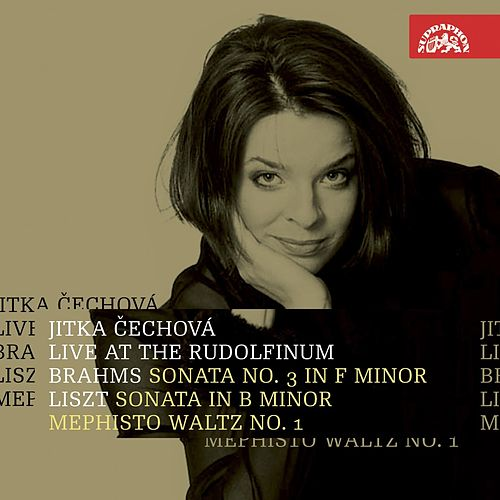Play & Download Brahms / Liszt:  Live at the Rudolfinum by Jitka Cechova | Napster