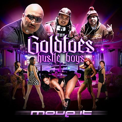 Move It - Single by Goldtoes