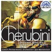 Cherubini:  Requiem Mass No. 2, Symphony in D major No. 6, Medee by Various Artists