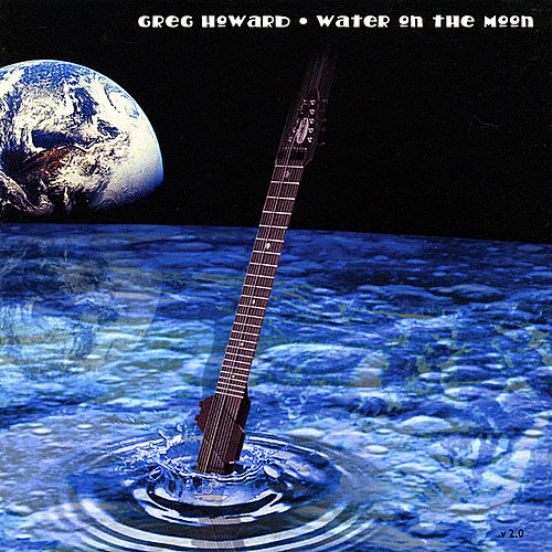 Water on the Moon by Greg Howard