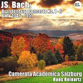 Bach: Brandenburg Concerto No. 1 - 6 BWV 1046 - 1051 by Hans Reinartz