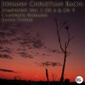 Bach: Symphony No. 1 Op. 6 & Op. 9 by Eugen Duvier