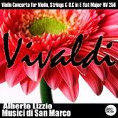 Vivaldi: Violin Concerto for Violin, Strings & B.C in E flat Major RV 256 by Alberto Lizzio
