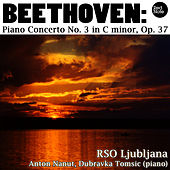 Beethoven: Piano Concerto No. 3 in C minor, Op. 37 by Anton Nanut
