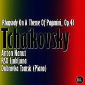 Play & Download Rachmaninov: Rhapsody On A Theme Of Paganini, Op.43 by Anton Nanut | Napster