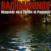 Rachmaninov: Rhapsody on a Theme of Paganini by Libor Pesek