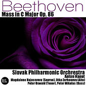 Beethoven: Mass in C Major Op.86 by Anton Nanut