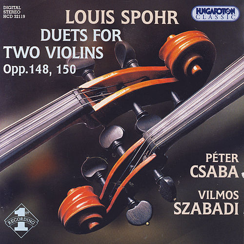 Play & Download Louis Spohr, Duets for two violins by Louis Spohr | Napster