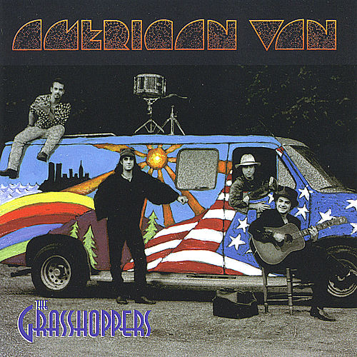 American Van by the grasshoppers