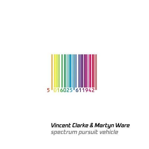 Spectrum Pursuit Vehicle by Vince Clarke