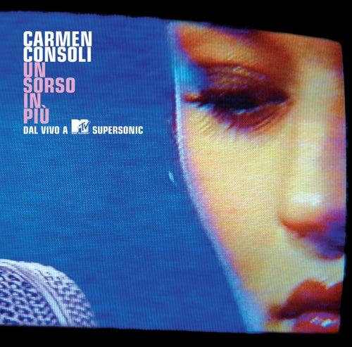 Un Sorso In Piu' - Dal Vivo A MTV-Supersonic by Carmen Consoli