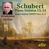 Play & Download Schubert Piano Sonatas 13 & 14, Impromptus by Sviatoslav Richter | Napster