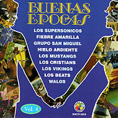 Play & Download Buenas Epocas Vol. 4 by Various Artists | Napster