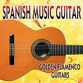 Spanish Music Guitar by Golden Flamenco Guitars