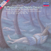 Play & Download Mendelssohn: A Midsummer Night's Dream etc. by Orchestre Symphonique de Montréal | Napster