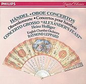 Play & Download Handel: Oboe Concertos Nos.1-3/Concerto Grosso