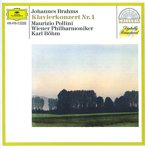 Play & Download Brahms: Piano Concerto No.1 by Maurizio Pollini | Napster