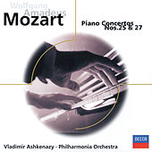 Play & Download Mozart: Piano Concertos Nos. 25 & 27 by Vladimir Ashkenazy | Napster