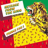 Play & Download Message From The King by Prince Far I | Napster